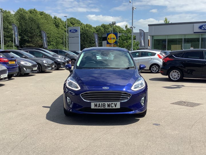 Ford Fiesta 1.1 Ti Vct Zetec Hatchback 3dr Petrol Manual (s/s) (85 Ps)   MA18WCV   Photo 13