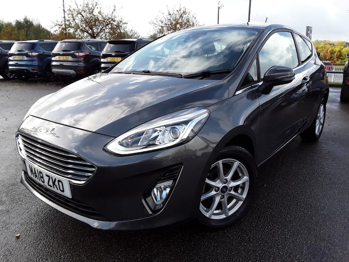 Ford Fiesta 1.1 Ti Vct Zetec Hatchback 3dr Petrol Manual (s/s) (85 Ps) | MA18ZKO | Photo 13