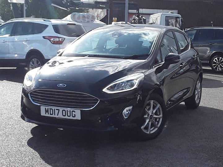 Ford Fiesta 1.1 Zetec 5dr | MD17OUG | Photo 13
