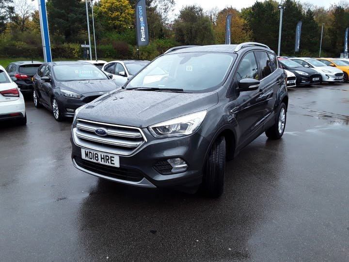 Ford Kuga 1.5 TDCi Titanium SUV 5dr Diesel Manual (s/s) (120 Ps) | MD18HRE | Photo 13