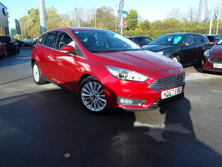 Ford Focus 2.0 TDCi Titanium X Hatchback 5dr Diesel Powershift (s/s) (150 Ps) | MD67FVG | Photo 13