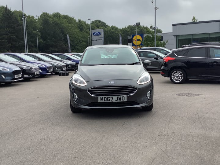 Ford Fiesta 1.1 Ti Vct Zetec Hatchback 3dr Petrol Manual (s/s) (85 Ps)   MD67JWO   Photo 13