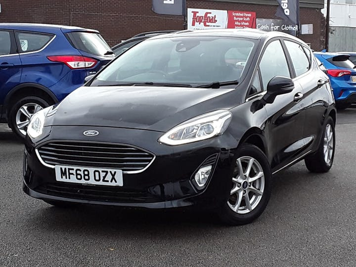 Ford Fiesta 1.1 Ti Vct Zetec Hatchback 5dr Petrol Manual (s/s) (85 Ps) | MF68OZX | Photo 13