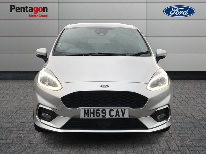 Ford Fiesta 1.0t Ecoboost Gpf St Line Hatchback 5dr Petrol Manual (s/s) (100 Ps) | MH69CAV | Photo 13