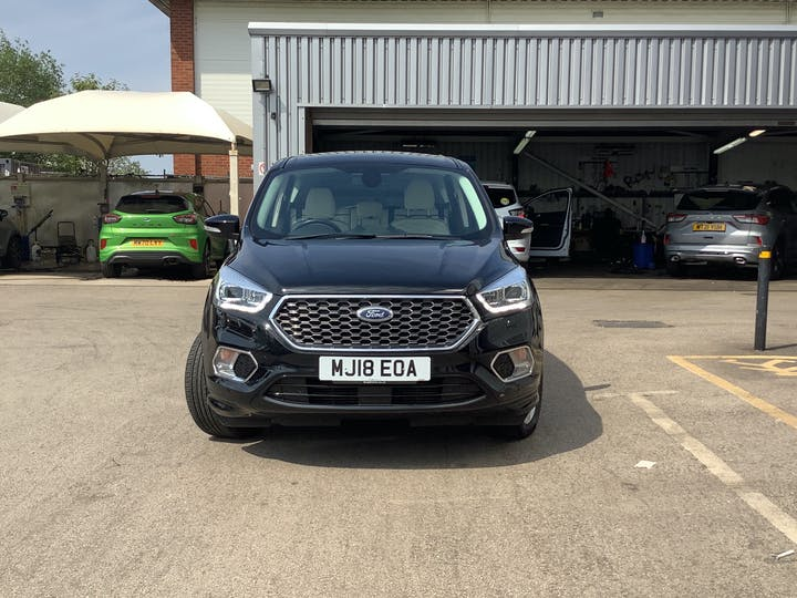 Ford Kuga 2.0 TDCi Ecoblue Vignale SUV 5dr Diesel Manual (s/s) (150 Ps)   MJ18EOA   Photo 13