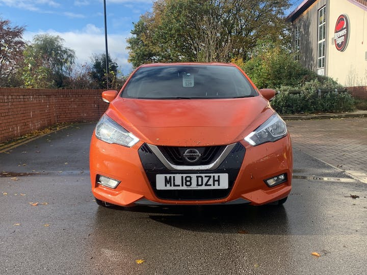 Nissan Micra 0.9 Ig T Acenta Limited Edition Hatchback 5dr Petrol Manual (s/s) (90 Ps) | ML18DZH | Photo 13