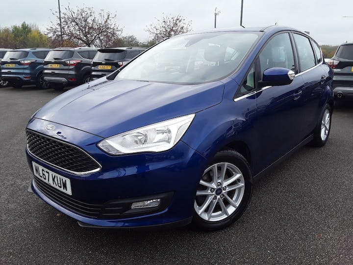 Ford C-MAX 1.5 TDCi Zetec Mpv 5dr Diesel (s/s) (120 Ps) | ML67KUW | Photo 13