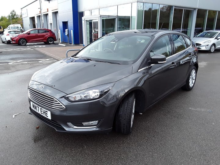 Ford Focus 1.0t Ecoboost Titanium Hatchback 5dr Petrol (s/s) (100 Ps) | MM17EHE | Photo 13