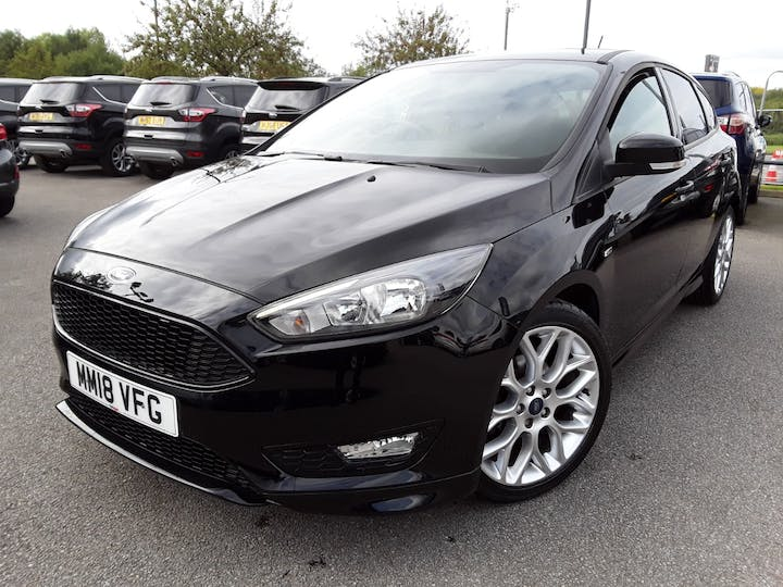 Ford Focus 1.0t Ecoboost St Line Hatchback 5dr Petrol (s/s) (140 Ps) | MM18VFG | Photo 13