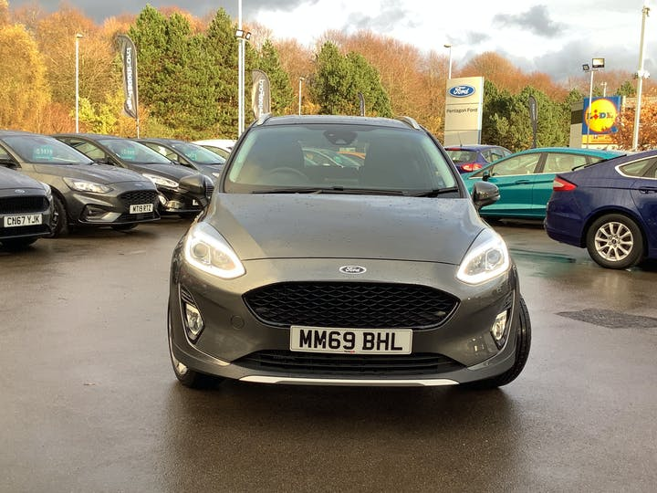Ford Fiesta 1.0 100PS Active X 5dr | MM69BHL | Photo 13