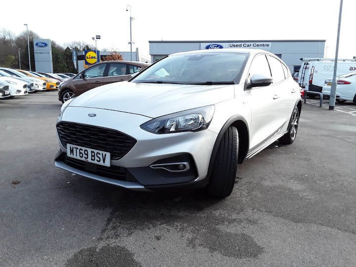 Ford Focus 1.0t Ecoboost Active X Hatchback 5dr Petrol Manual (s/s) (125 Ps) | MT69BSV | Photo 13