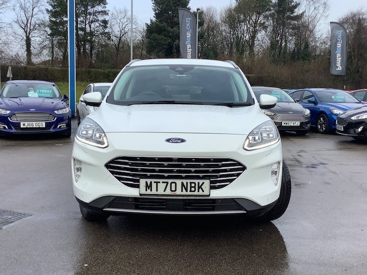 Ford Kuga 1.5t Ecoboost Titanium First Edition SUV 5dr Petrol Manual (s/s) (150 Ps) | MT70NBK | Photo 13