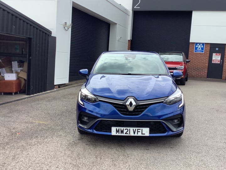 Renault Clio 1.0 Tce RS Line Hatchback 5dr Petrol Manual (s/s) (90 Ps) | MW21VFL | Photo 13