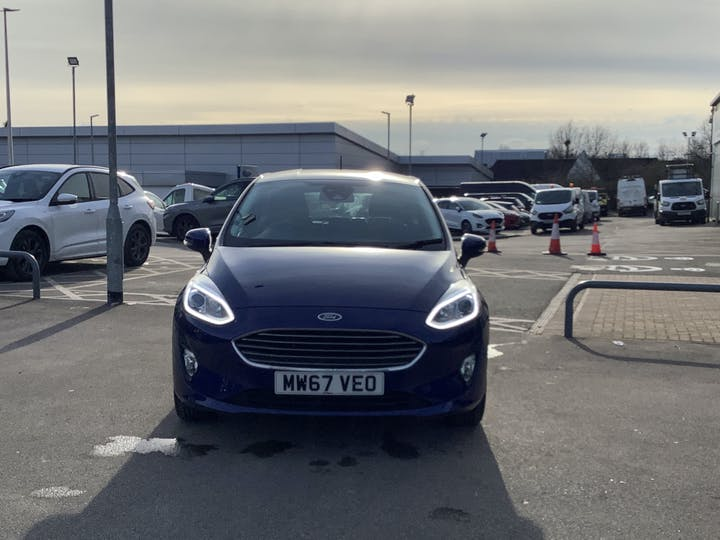 Ford Fiesta 1.1 Ti Vct Zetec Hatchback 3dr Petrol Manual (s/s) (85 Ps) | MW67VEO | Photo 13