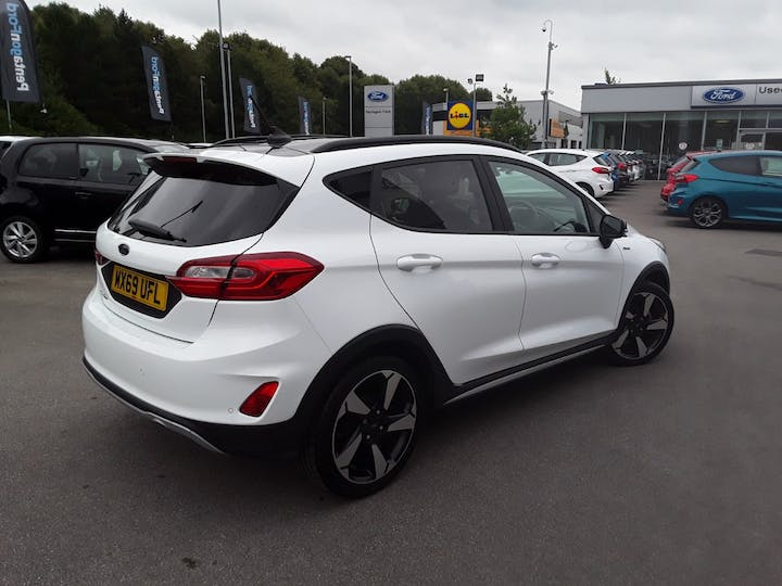 Ford Fiesta 1.0t Ecoboost Gpf Active Bandamp;o Play Hatchback 5dr Petrol Manual (s/s) (100 Ps) | MX69UFL | Photo 13