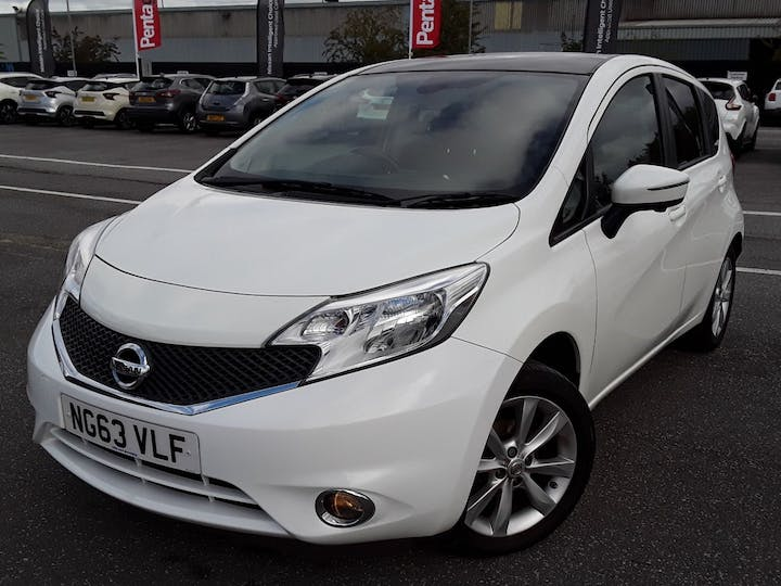 Nissan Note 1.2 Dig S Tekna (comfort Pack) Hatchback 5dr Petrol Manual (99 G/km, 97 Bhp) | NG63VLF | Photo 13