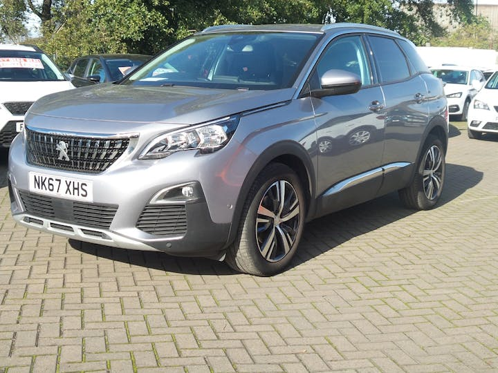 Peugeot 3008 1.6 Bluehdi 120PS Allure 5dr | NK67XHS | Photo 13