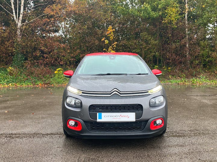 Citroen C3 1.2 Puretech Flair Hatchback 5dr Petrol Manual (82 Ps) | OU68XCO | Photo 13
