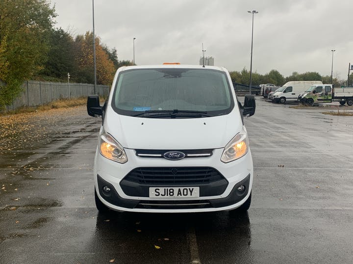 Ford Transit Custom 310 2.0 TDCi 130PS Trend Low Roof Doublecab   SJ18AOY   Photo 13