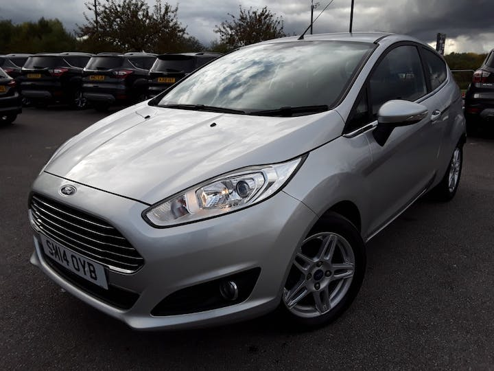 Ford Fiesta 1.0 Ecoboost Zetec Hatchback 3dr Petrol Manual (s/s) (99 G/km, 99 Bhp) | SM14OYB | Photo 13