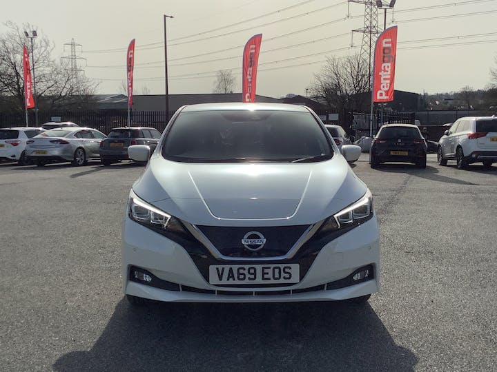 Nissan Leaf 40kwh Tekna Hatchback 5dr Electric Auto (150 Ps) | VA69EOS | Photo 13