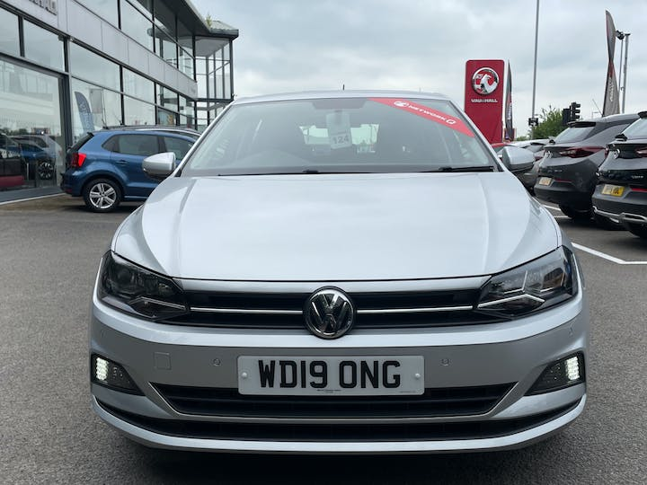 Volkswagen Polo 1.0 Tsi SE Hatchback 5dr Petrol Manual (s/s) (95 Ps)   WD19ONG   Photo 13