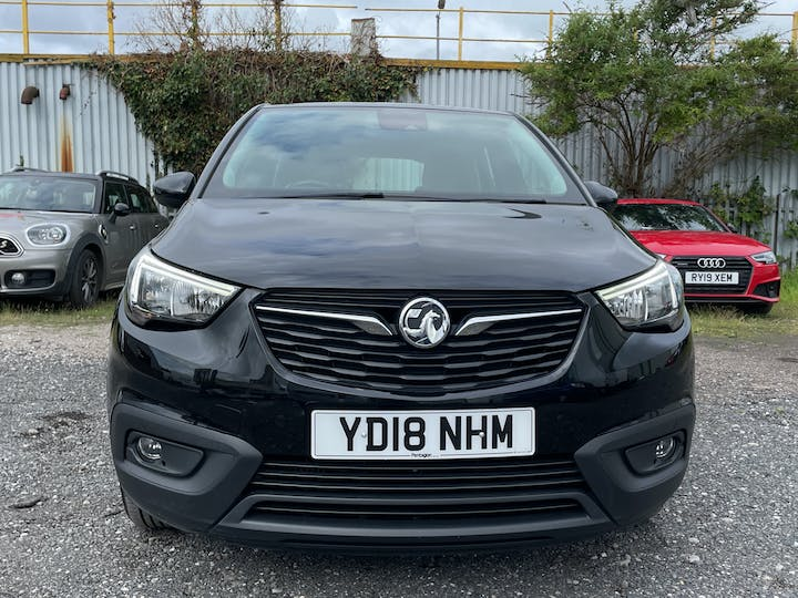 Vauxhall Crossland X 1.6 Turbo D Ecotec Blueinjection SE SUV 5dr Diesel Manual (s/s) (99 Ps) | YD18NHM | Photo 13