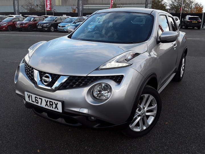 Nissan Juke 1.2 Dig T Acenta SUV 5dr Petrol (s/s) (115 Ps) | YL67XRX | Photo 13