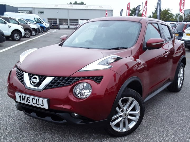 Nissan Juke 1.2 Dig T N Connecta SUV 5dr Petrol (s/s) (115 Ps) | YM16CUJ | Photo 13