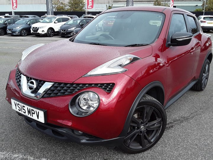 Nissan Juke 1.2 Dig T Acenta Premium SUV 5dr Petrol Manual 6spd (s/s) (115 Ps) | YS15MPV | Photo 13