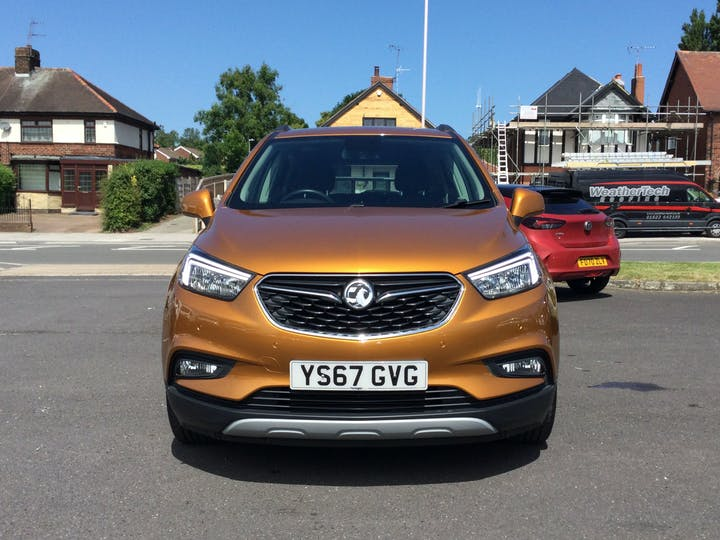 Vauxhall Mokka X 1.4i Turbo Active SUV 5dr Petrol Auto (140 Ps)   YS67GVG   Photo 13
