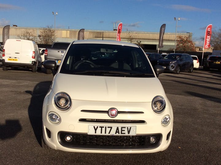 FIAT 500 1.2 8V S Hatchback 3dr Petrol Manual (s/s) (69 Bhp) | YT17AEV | Photo 13