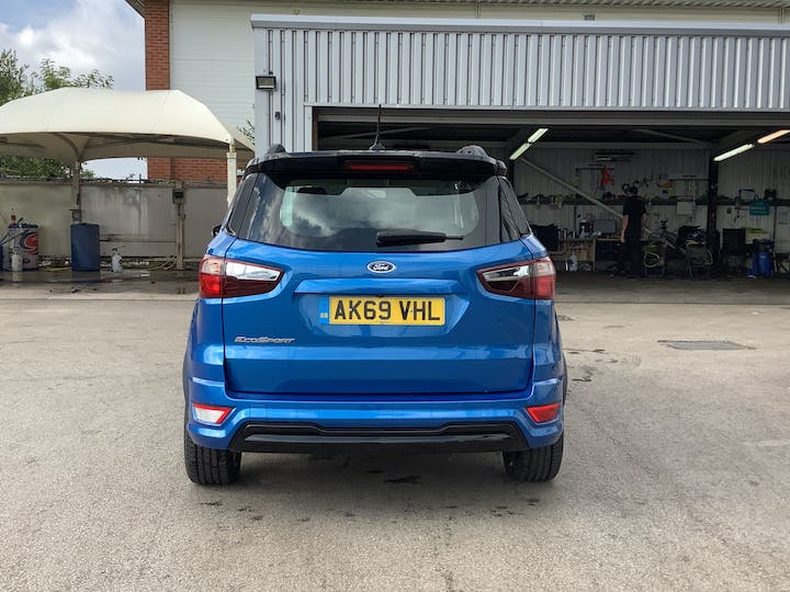 Ford EcoSport 1.0t Ecoboost Gpf St Line SUV 5dr Petrol Manual (s/s) (125 Ps) | AK69VHL | Photo 14