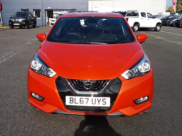 Nissan Micra 0.9 Ig T Acenta Limited Edition Hatchback 5dr Petrol Manual (s/s) (90 Ps) | BL67UYS | Photo 14