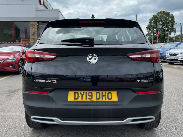 Vauxhall Grandland X 1.5 Turbo D Blueinjection Sport Nav SUV 5dr Diesel Manual (s/s) (130 Ps) | DY19DHO | Photo 14
