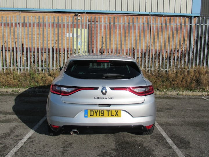 Renault Megane 1.3 Tce Iconic Hatchback 5dr Petrol Manual (s/s) (140 Ps) | DY19TLX | Photo 14