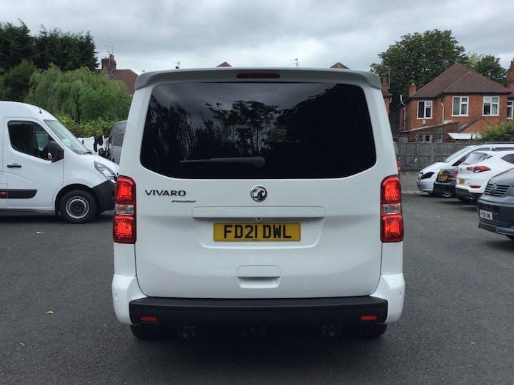 Vauxhall Vivaro L2 Diesel 3100 2.0d 180 Ps Elite H1 D/cab Auto | FD21DWL | Photo 14