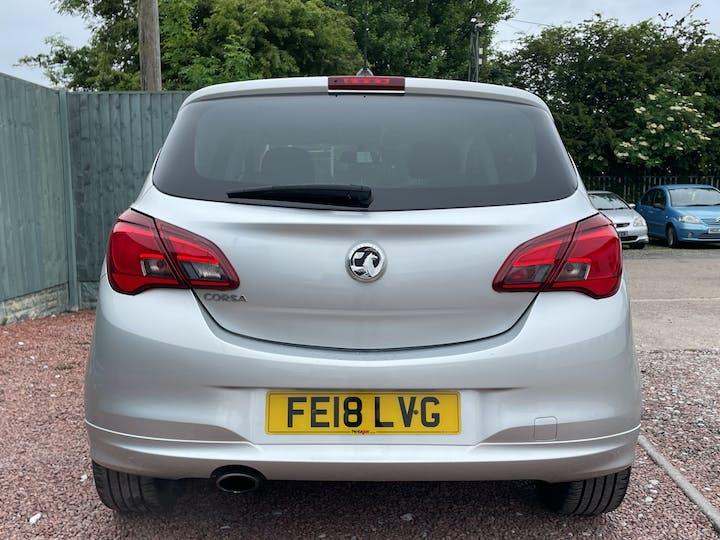 Vauxhall Corsa 1.4i Ecoflex Limited Edition Hatchback 5dr Petrol (90 Ps)   FE18LVG   Photo 14