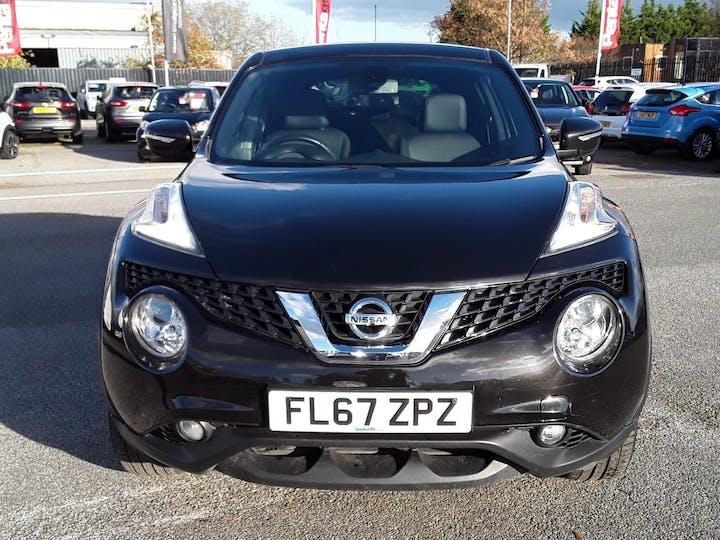 Nissan Juke 1.2 Dig T N Connecta SUV 5dr Petrol (s/s) (115 Ps)   FL67ZPZ   Photo 14