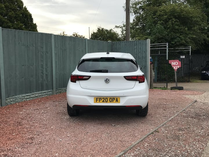 Vauxhall Astra 1.5 Turbo D Business Edition Nav Hatchback 5dr Diesel Manual (s/s) (122 Ps)   FP20OPA   Photo 14