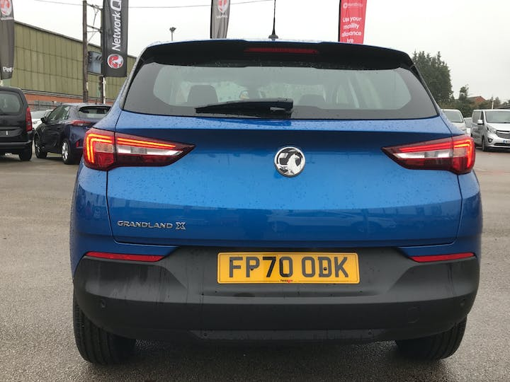 Vauxhall Grandland X 1.5 Turbo D Blueinjection SE SUV 5dr Diesel Manual (s/s) (130 Ps) | FP70ODK | Photo 14