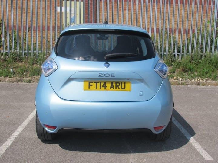 Renault Zoe 22kwh Dynamique Intens Hatchback 5dr Electric Auto (battery Lease) (88 Bhp) | FT14ARU | Photo 14