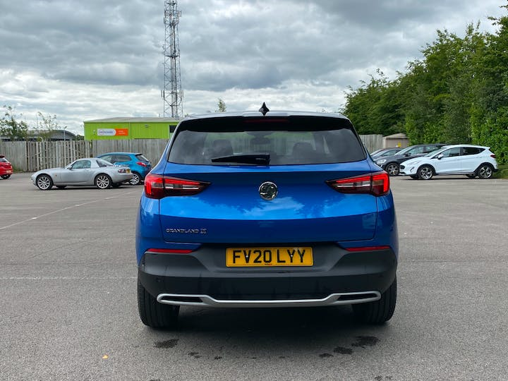 Vauxhall Grandland X 1.5 Turbo D Griffin 5dr | FV20LYY | Photo 14