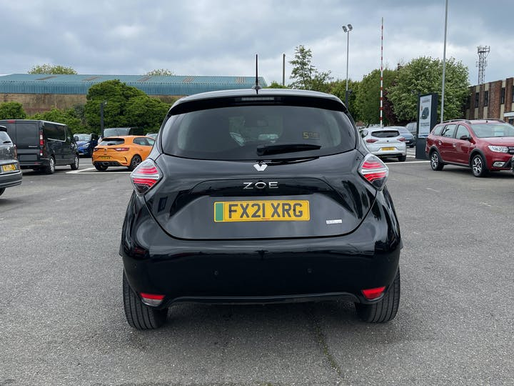 Renault Zoe R135 52kwh GT Line Hatchback 5dr Electric Auto (i, Rapid Charge) (134 Bhp) | FX21XRG | Photo 14