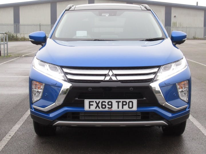 Mitsubishi Eclipse Cross 1.5t Exceed SUV 5dr Petrol Cvt 4wd (s/s) (163 Ps) | FX69TPO | Photo 14
