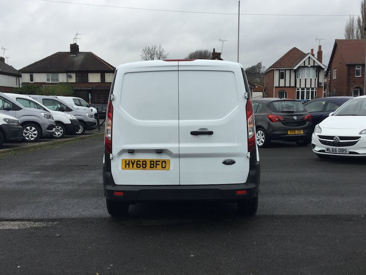 Ford Transit Connect 1.5 220 Ecoblue Dciv 6dr Diesel Manual L1 Eu6 (s/s) (100 Ps) | HY68BFO | Photo 14