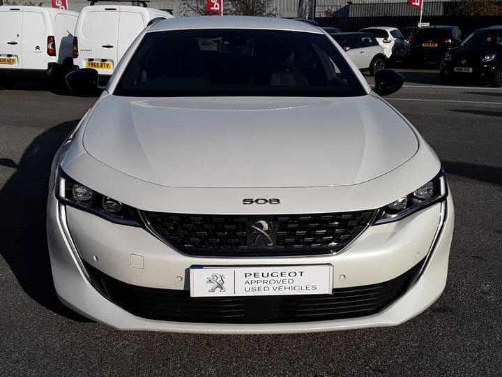 Peugeot 508 SW 1.5 Bluehdi GT Line Estate 5dr Diesel Eat (s/s) (130 Ps) | KU19SEM | Photo 14
