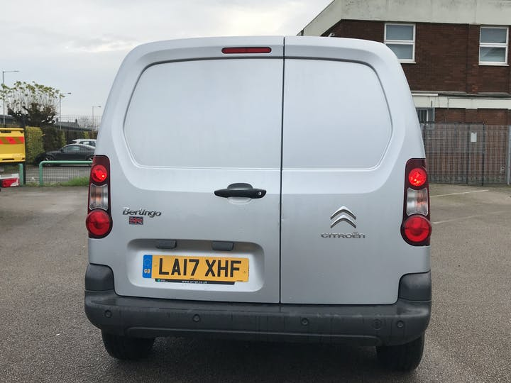 Citroen Berlingo 1.6 Bluehdi 850 Enterprise L1 Panel Van 5dr Diesel Manual (112 G/km, 100 Bhp) | LA17XHF | Photo 14