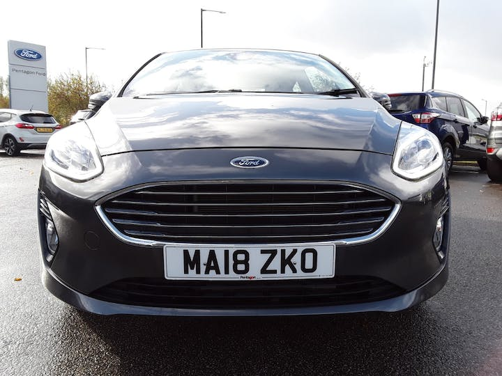 Ford Fiesta 1.1 Ti Vct Zetec Hatchback 3dr Petrol Manual (s/s) (85 Ps) | MA18ZKO | Photo 14
