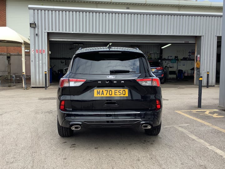 Ford Kuga 1.5 Ecoblue St Line SUV 5dr Diesel Manual (s/s) (120 Ps)   MA70ESO   Photo 14
